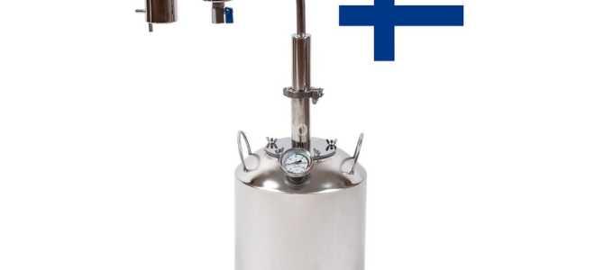 Обзор самогонного аппарата Финляндия Экстра 2020 от ИП Гайнутдинова (честный отзыв)